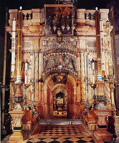 صور و معلومات عن  كفن المسيح وصور كنيسه المهد Alkabe10