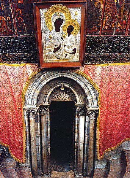 صور و معلومات عن  كفن المسيح وصور كنيسه المهد Ma3ara12
