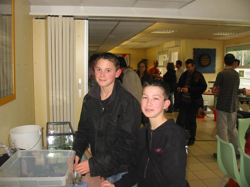 bourse de bettas à Nantes 01211