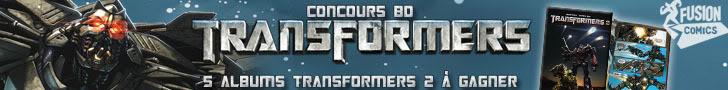 Gagner le Concours ― 5 BD de Transformers La Revanche | 15 jeux PC Transformers: La Chute de Cybertron | 12 crédits de 16$ ou 20$ chez Toyhax.com Concou10