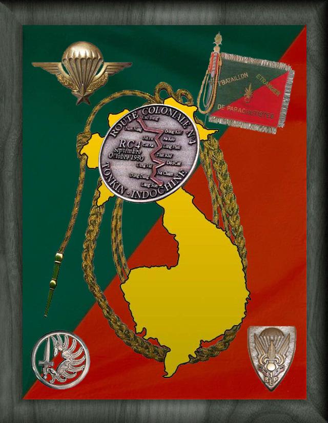 SEGRETAIN Pierre - Chef de bataillon - 1er RCP - 1er BEP tombé le 8 octobre 1950 1_cadr10