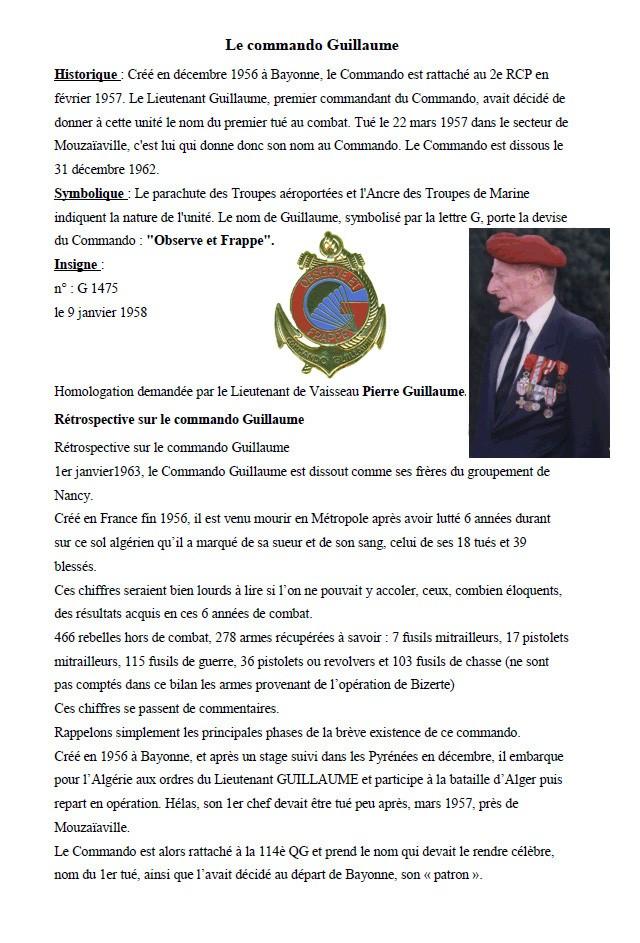 GUILLAUME Pierre Lieutenant de Vaisseau Hommage au Crabe Tambour Homme de conviction 4_crab11