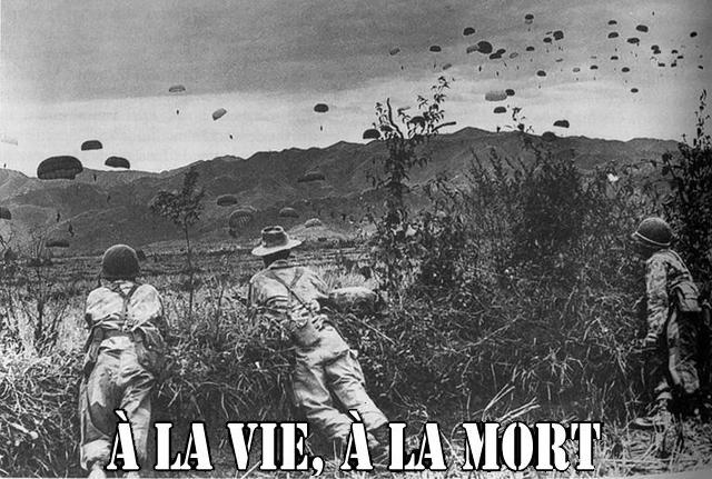 Guerre d'Indochine parcours de Marcel Bigeard 1945/1954 7_a_la10