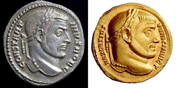 constantin et licinius Rome10