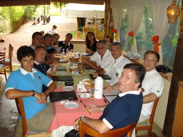 5º encontro EUROPAMOTORS - Campinas / SP - Página 2 Almoco10