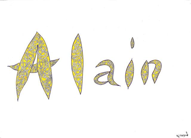 [calligraphie] la gallerie de lucosia - Page 2 Alain10