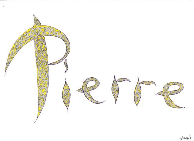 [calligraphie] la gallerie de lucosia - Page 2 Pierre10