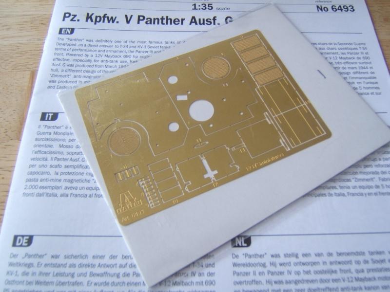 """Panther  Auf  G   """"Italeri 1/35"""" Dscf7320"""
