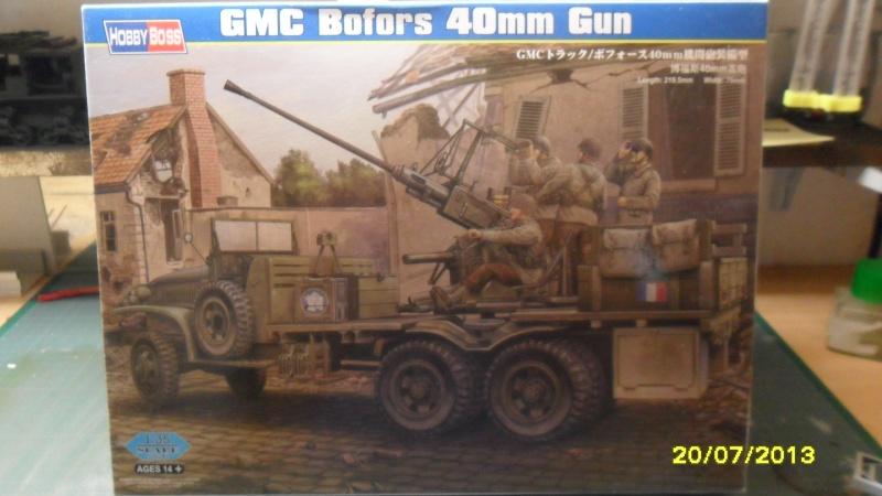 """GMC  Bofors 40 mm  """" Hobby boss"""" Sam_0110"""