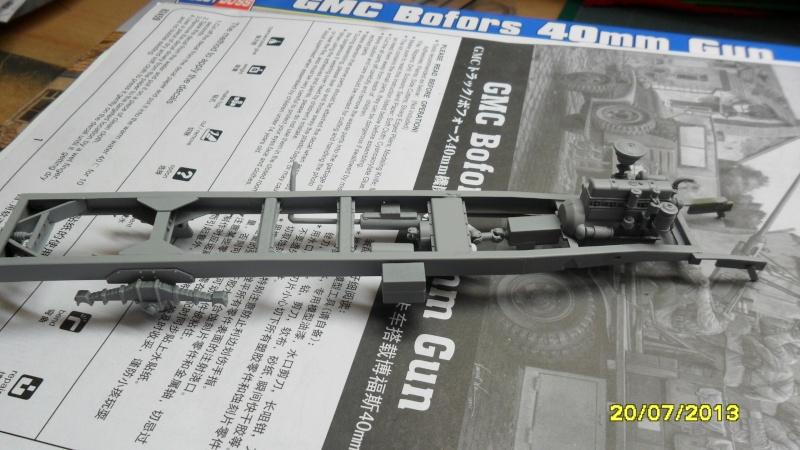 """GMC  Bofors 40 mm  """" Hobby boss"""" Sam_0111"""