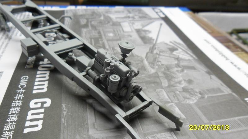 """GMC  Bofors 40 mm  """" Hobby boss"""" Sam_0112"""