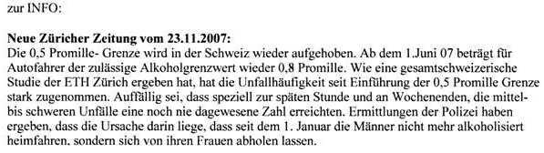 Ja ja, die Schweizer 111