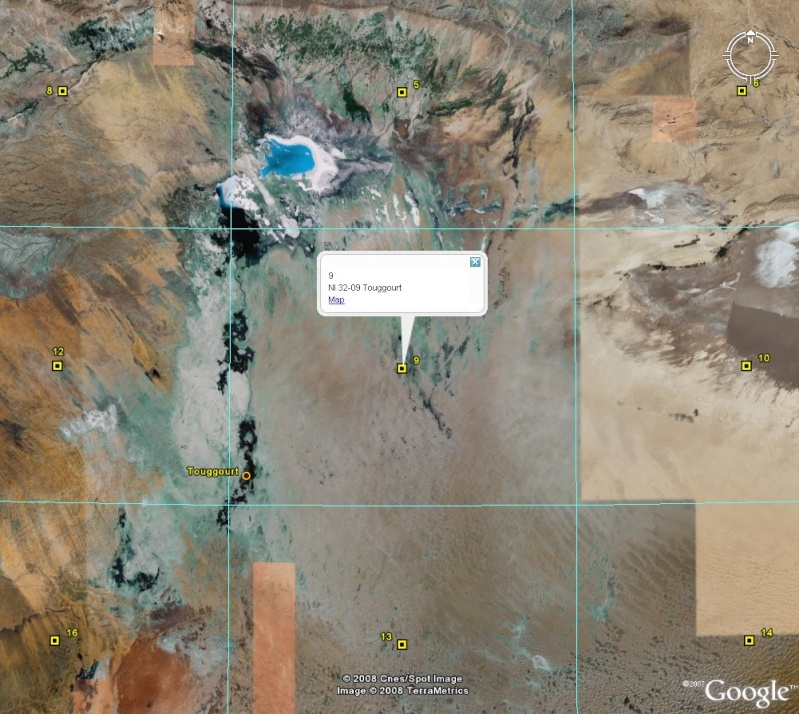 Cartes de l'U.S. Army [Surcouche / Overlay pour Google Earth] Captur19