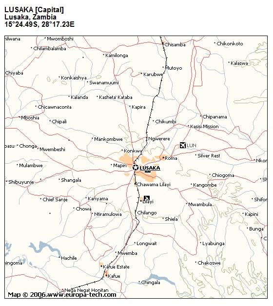 Services de cartographie en ligne : lequel choisir ? - Page 6 Lusaka11