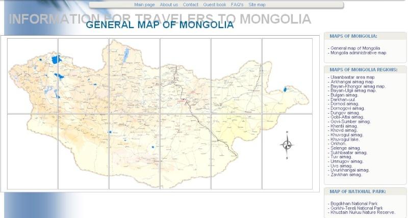 Services de cartographie en ligne : lequel choisir ? - Page 6 Mongol13