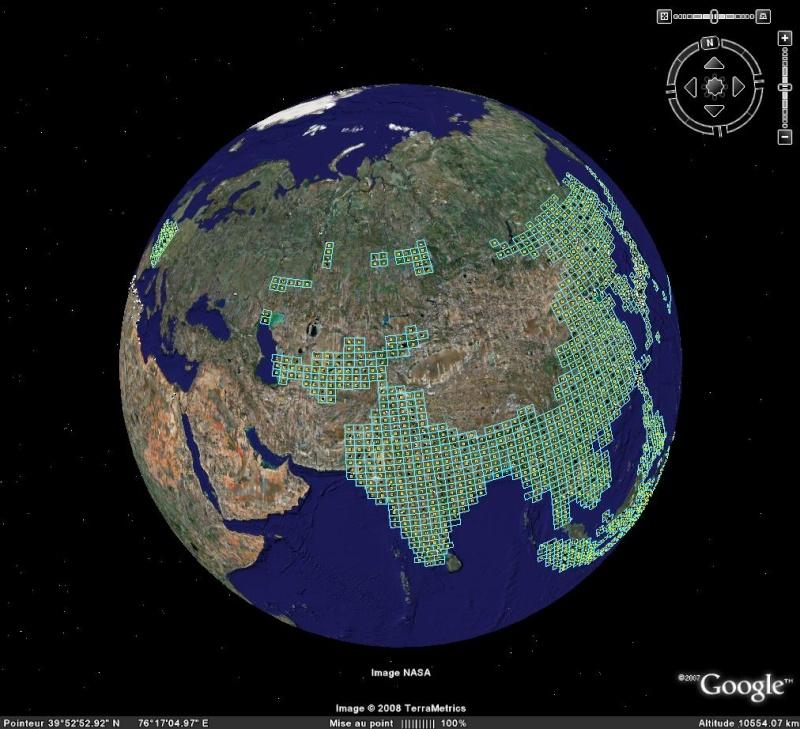 Cartes de l'U.S. Army [Surcouche / Overlay pour Google Earth] Versio10