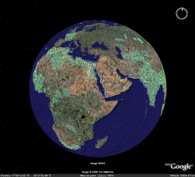 Cartes de l'U.S. Army [Surcouche / Overlay pour Google Earth] Versio11