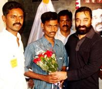 Kamal felicitates fans 21120010