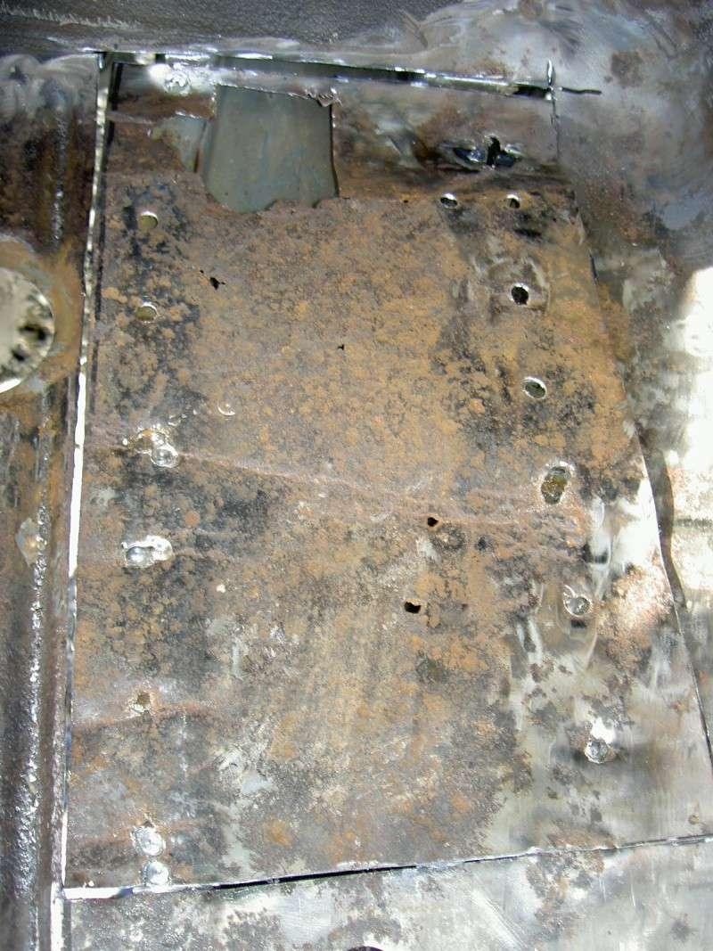 Restauration d'un plancher de XJ - Page 4 Pict3611