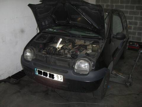 Renault Twingo 1.2 an 1998 ] remplacement embrayage ...
