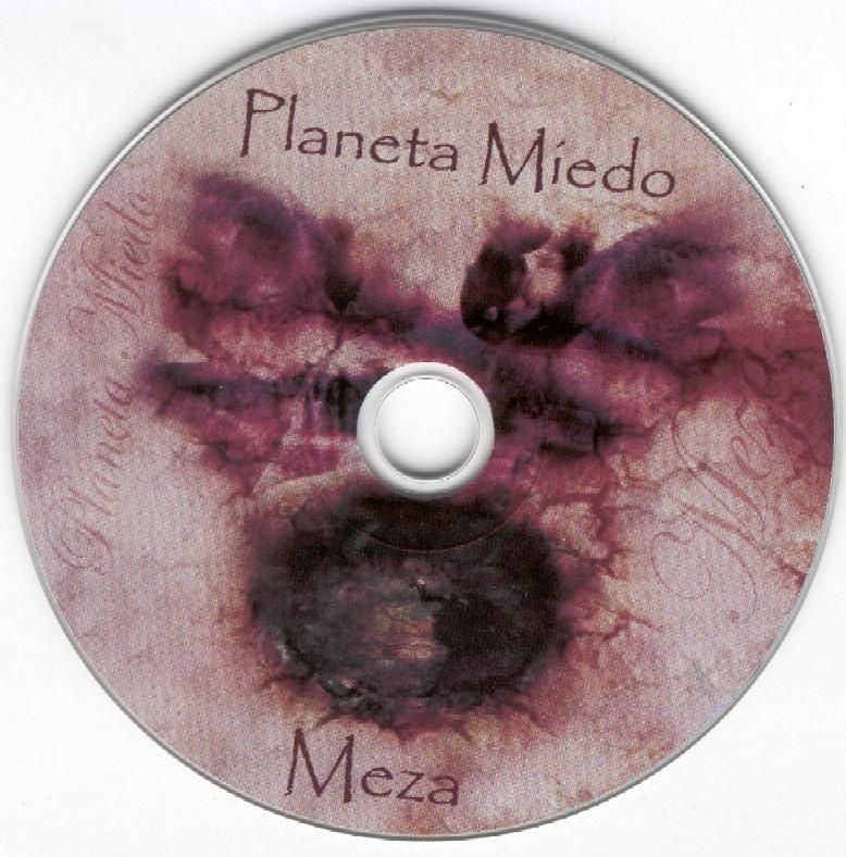 creditos del disco Planet11