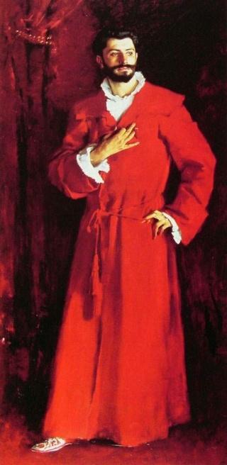 John Singer Sargent [Peintre] Dr_poz10