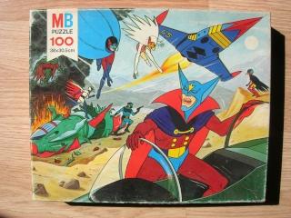 Les puzzles 80's de D.A, séries ou de  gamme de jouets.... Batail10