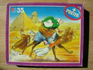 Les puzzles 80's de D.A, séries ou de  gamme de jouets.... Becass10