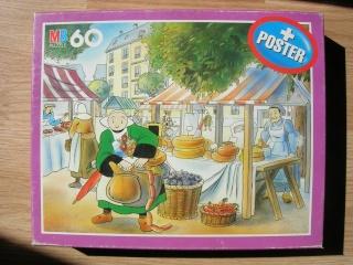 Les puzzles 80's de D.A, séries ou de  gamme de jouets.... Becass11