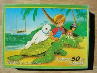 Les puzzles 80's de D.A, séries ou de  gamme de jouets.... Bibifo10