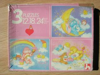 Les puzzles 80's de D.A, séries ou de  gamme de jouets.... Bisoun10