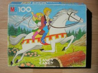 Les puzzles 80's de D.A, séries ou de  gamme de jouets.... Candy10