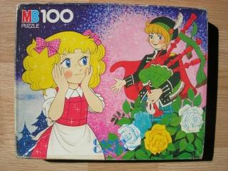 Les puzzles 80's de D.A, séries ou de  gamme de jouets.... Candy110