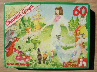 Les puzzles 80's de D.A, séries ou de  gamme de jouets.... Chanta10