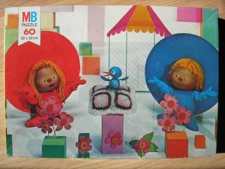 Les puzzles 80's de D.A, séries ou de  gamme de jouets.... Chapi_11