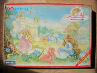 Les puzzles 80's de D.A, séries ou de  gamme de jouets.... Dame_b10