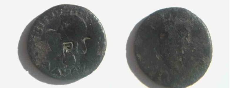Dupondio de COLONIA ROMVLA 7210