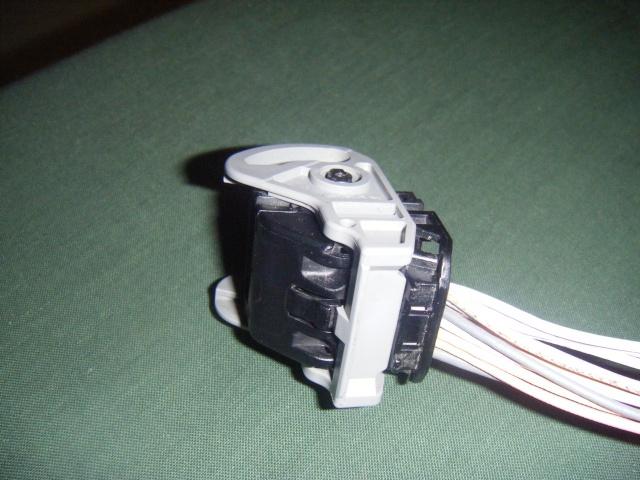 Montage du régulateur limiteur sans pré câblage Dscf0511