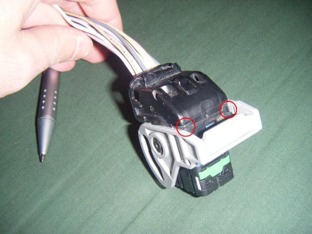 Montage du régulateur limiteur sans pré câblage Dscf0512