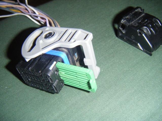 Montage du régulateur limiteur sans pré câblage Dscf0513