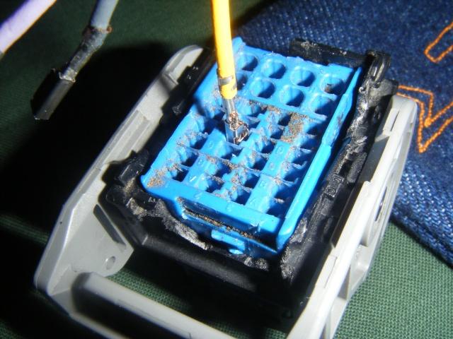 Montage du régulateur limiteur sans pré câblage Dscf0515