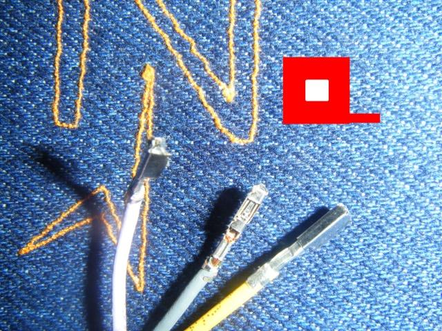 Montage du régulateur limiteur sans pré câblage Dscf0516