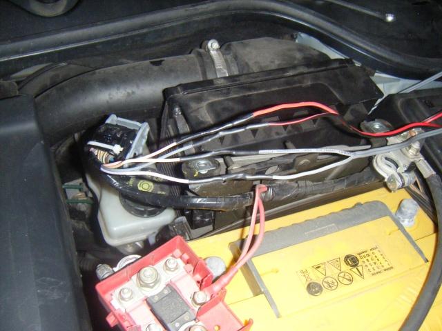 Montage du régulateur limiteur sans pré câblage Dscf0518