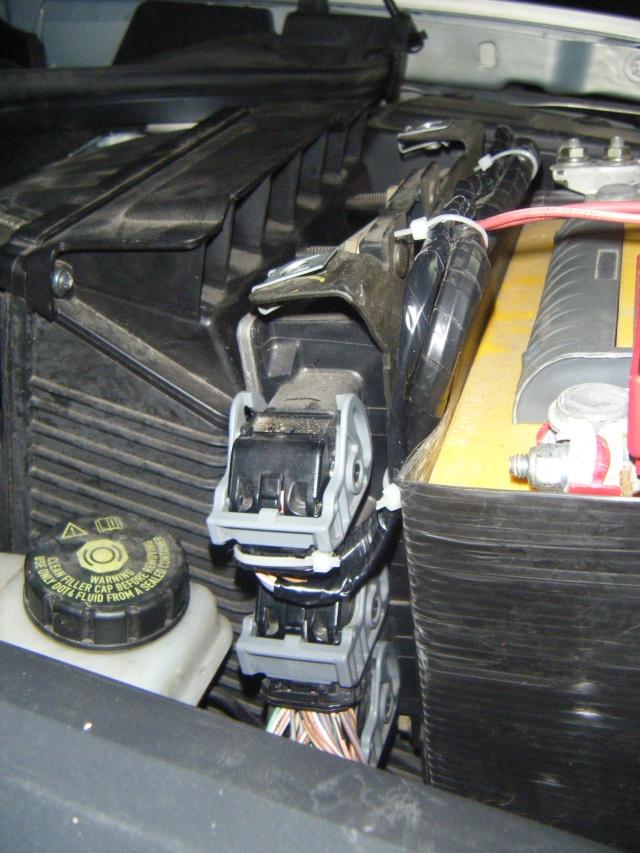 Montage du régulateur limiteur sans pré câblage Dscf0529