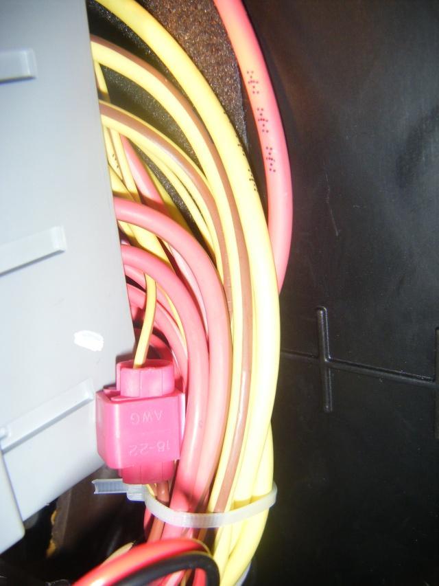 Montage du régulateur limiteur sans pré câblage Dscf0610