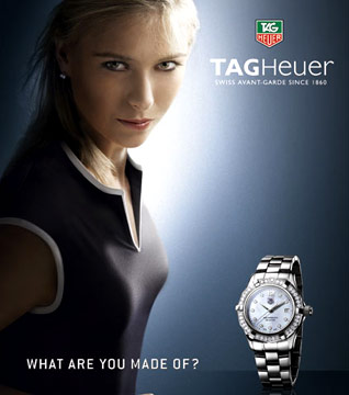 Actu: Maria Sharapova, formule gagnante! 000mar10