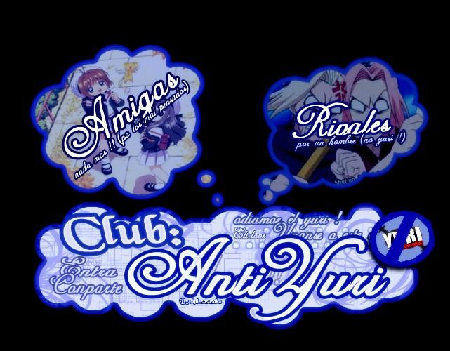 Comentarios clubes anti-yuri Ò.Ó# Sinttu10