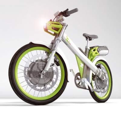 Un vélo-moto électrique pour rouler vite et propre Ms1mat10