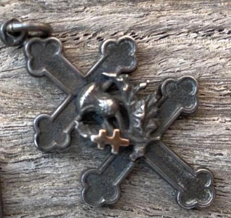 La Croix de Lorraine XXème  37956510
