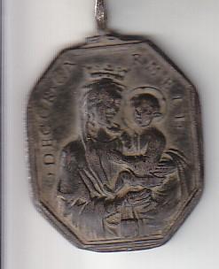 Medaille St-Anastase & ND-du-Mont-Carmel - XVIIème Medail10